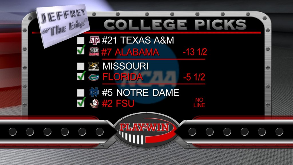 10-18 COLLEGE PICKS
