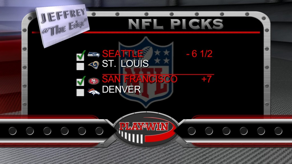 10-18 NFL PICKS