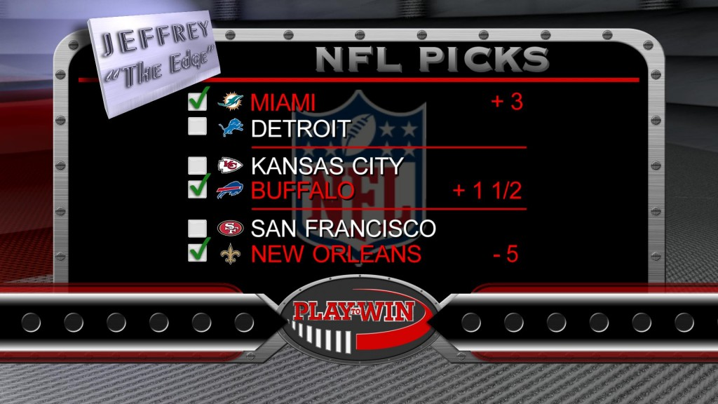 11-08 NFL picks