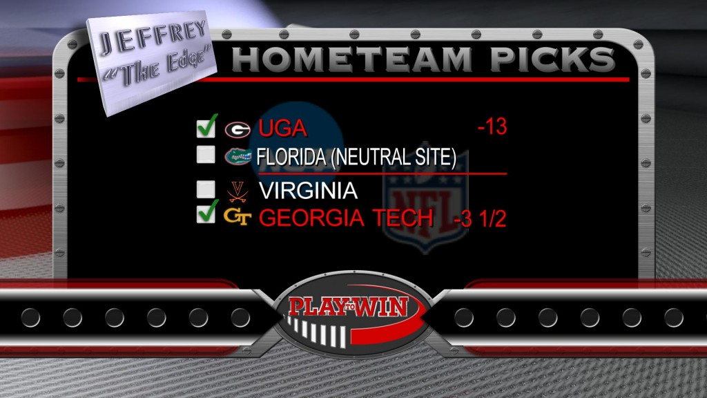 11-1 hometeam picks