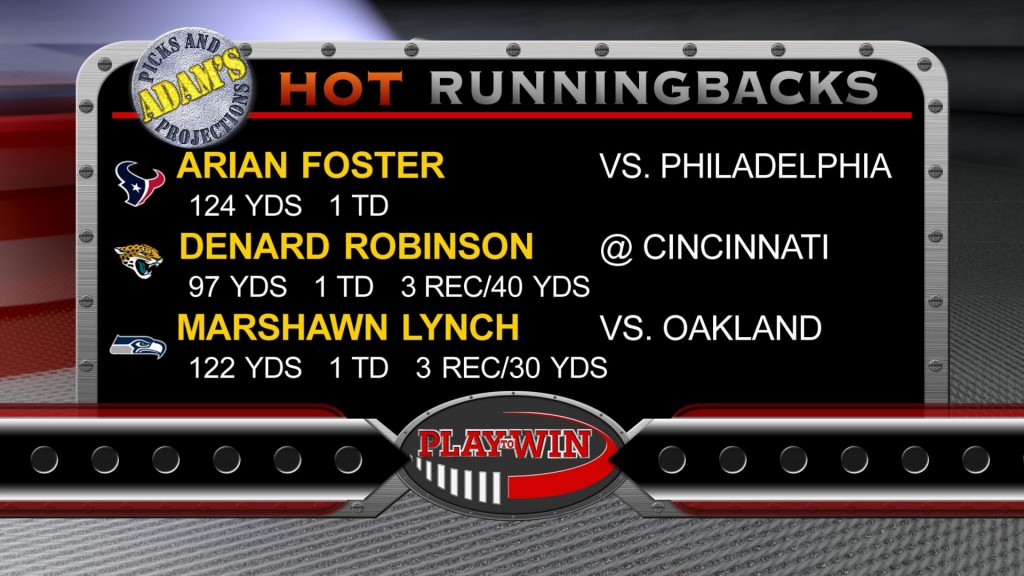 11-1 hot RB