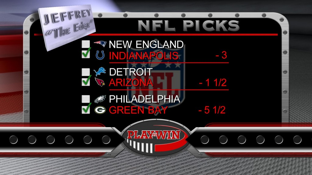 11-15 NFL picks