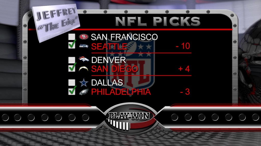12-13 NFL picks