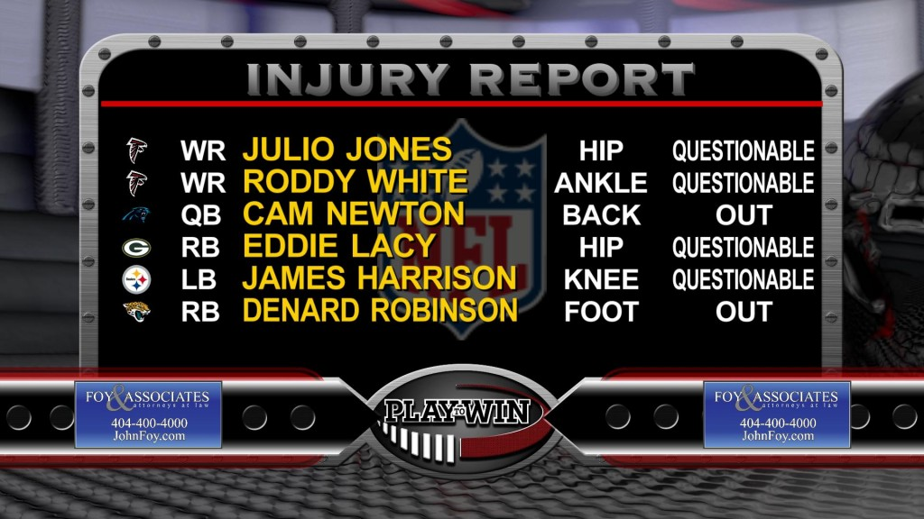 12-13 injury report