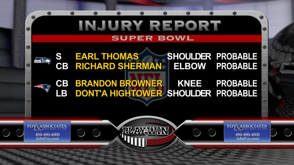 1-22 injury report