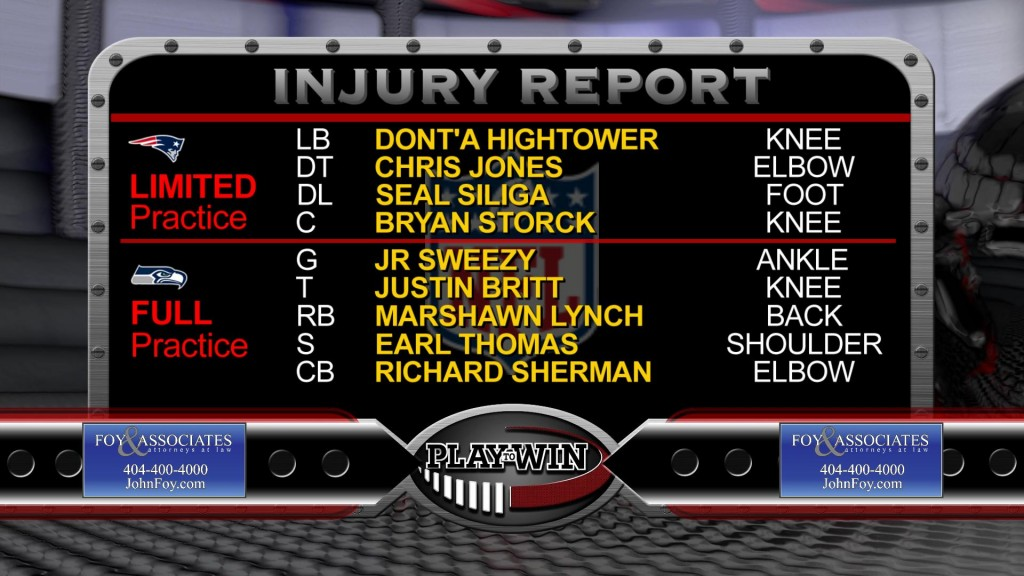 1-29 injury report
