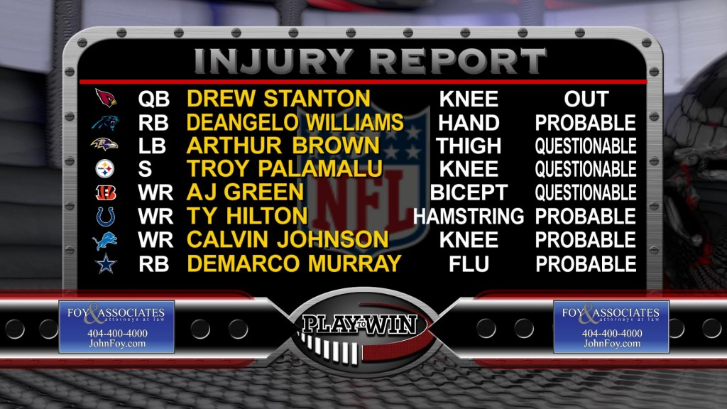 1-3 injury report