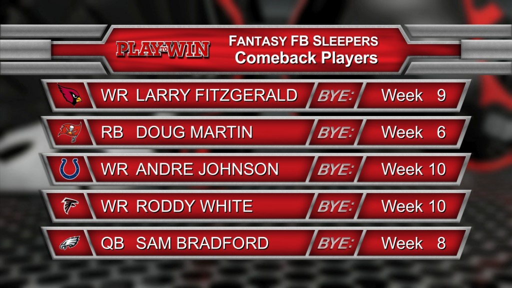 Fantasy FB_Comeback Players