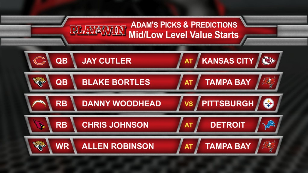 fantasy picks mid-low level