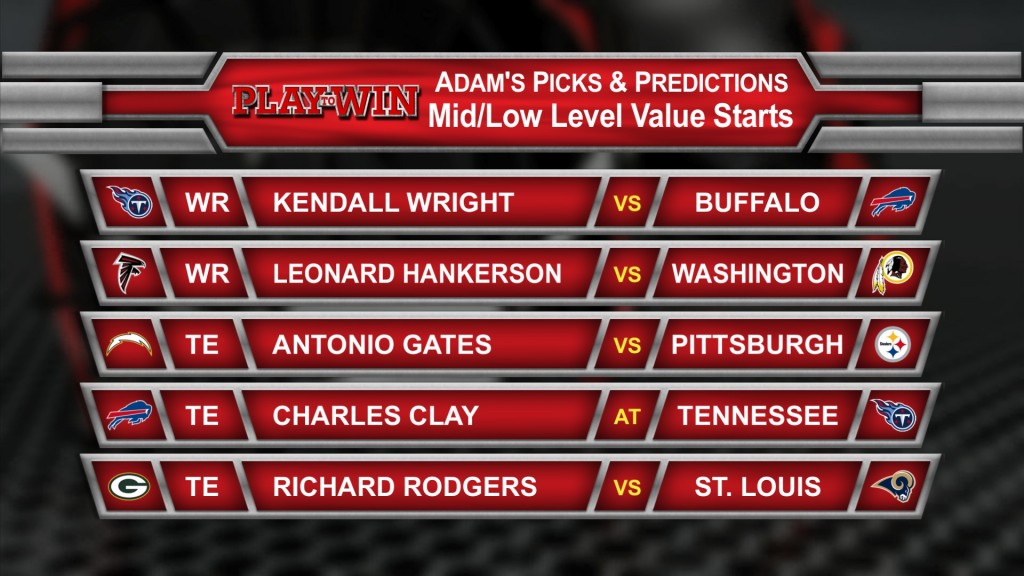 fantasy picks mid-low level 2